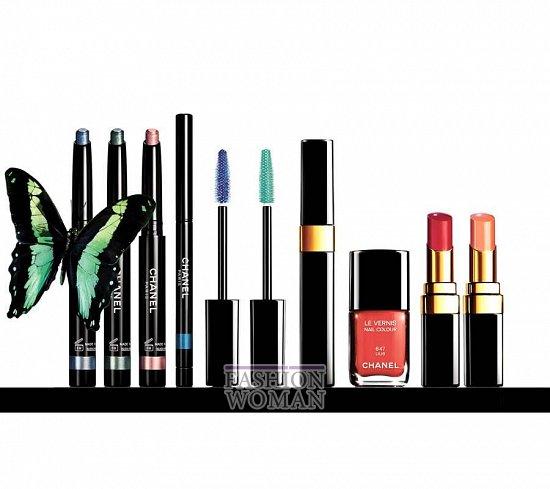 Летняя коллекция макияжа Chanel фото №15