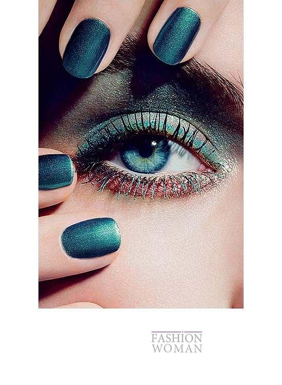 Летняя коллекция макияжа Chanel фото №9