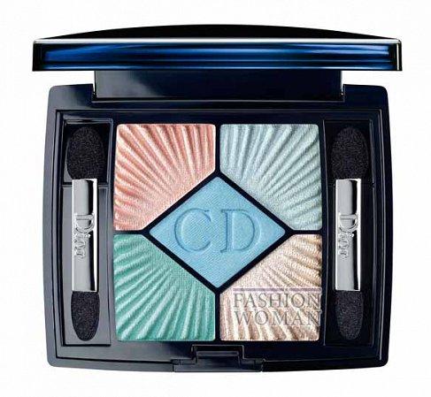 Летняя коллекция макияжа Christian Dior Croisette фото №3