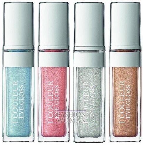 Летняя коллекция макияжа Christian Dior Croisette фото №4