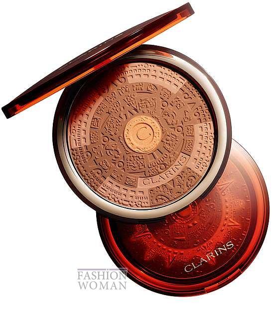 Летняя коллекция макияжа Clarins фото №2