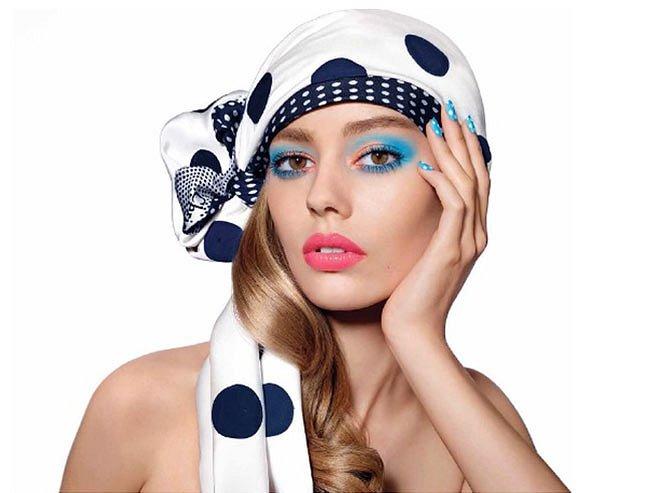 Летняя коллекция макияжа Dior Milky Dots