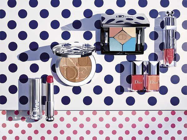 Dior Milky Dots Makeup Collection Summer 2016