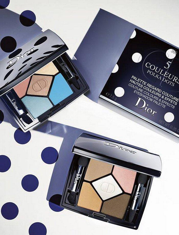 Летняя коллекция макияжа Dior Milky Dots фото №10