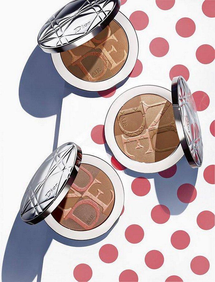 Летняя коллекция макияжа Dior Milky Dots фото №6