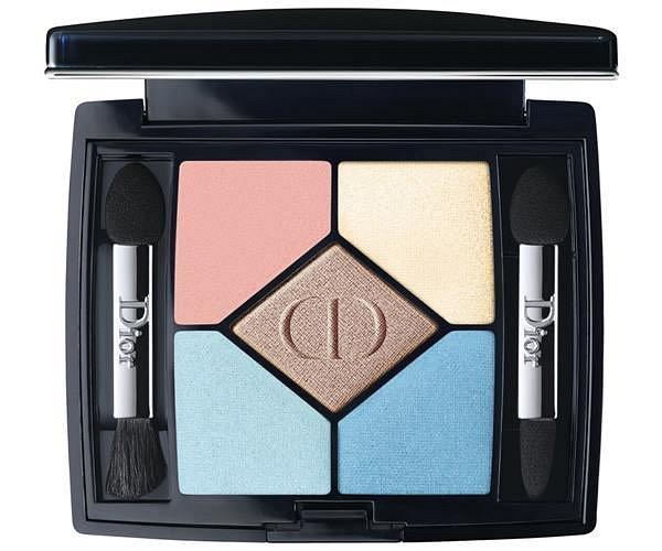 Летняя коллекция макияжа Dior Milky Dots фото №8