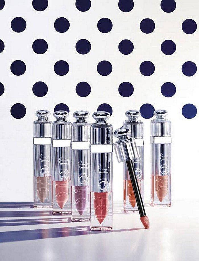 Летняя коллекция макияжа Dior Milky Dots фото №18