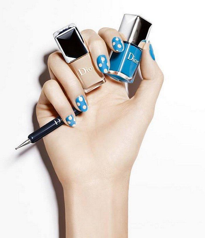 Летняя коллекция макияжа Dior Milky Dots фото №19