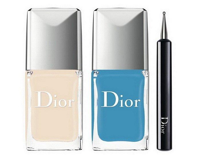 Летняя коллекция макияжа Dior Milky Dots фото №20