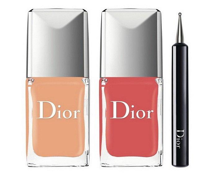 Летняя коллекция макияжа Dior Milky Dots фото №21