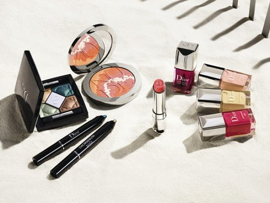 Dior Tie Dye Collection Summer 2015