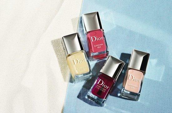 Летняя коллекция макияжа Dior Tie Dye  фото №16