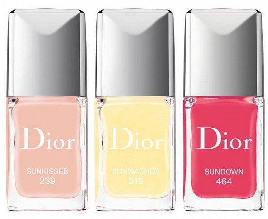 Летняя коллекция макияжа Dior Tie Dye  фото №13