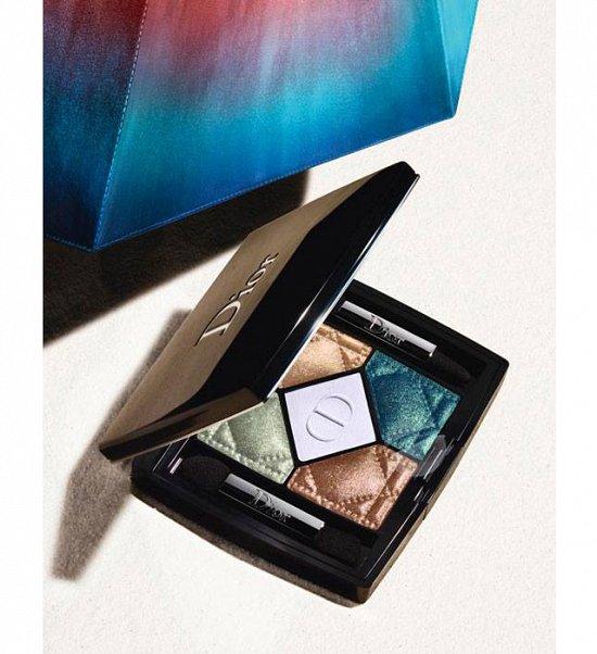 Летняя коллекция макияжа Dior Tie Dye  фото №6