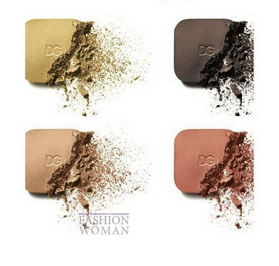 Летняя коллекция макияжа Dolce & Gabbana Glow 2014