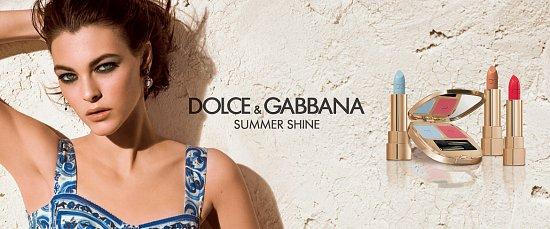 Летняя коллекция макияжа Dolce  фото №7
