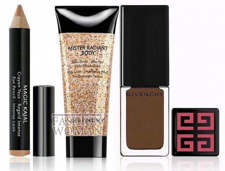 Летняя коллекция макияжа Givenchy 2012 фото №7