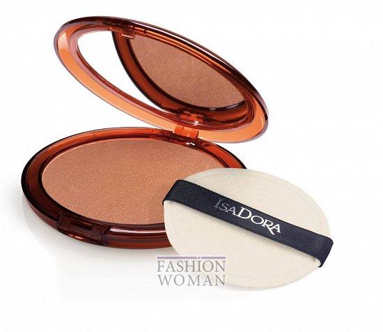 Летняя коллекция макияжа Isadora  фото №2