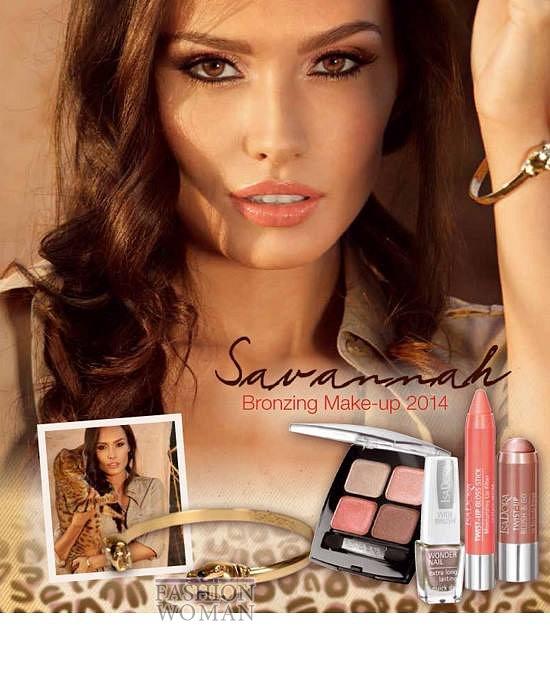 Летняя коллекция макияжа Isadora  фото №12