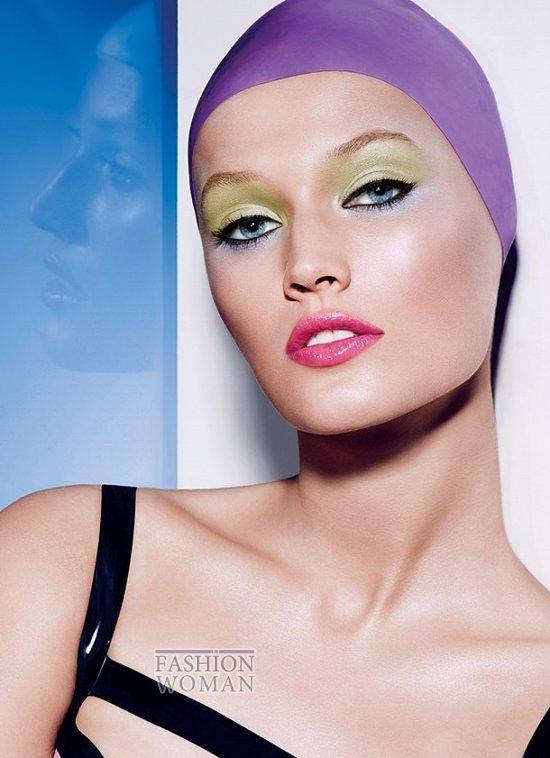 Летняя коллекция макияжа NARS Adult Swim 2014