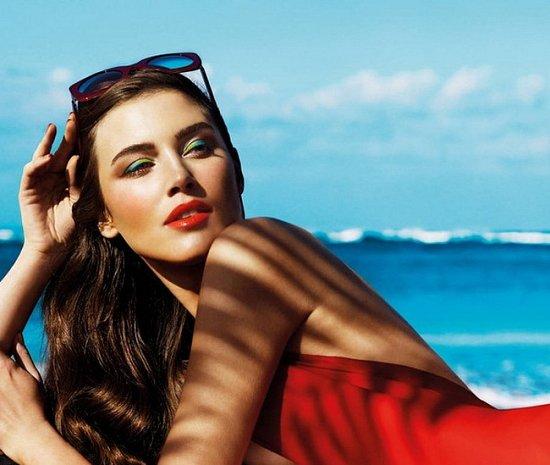Летняя коллекция макияжа Pupa Coral Island  фото №9