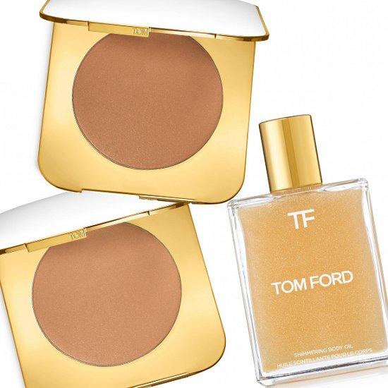 Летняя коллекция макияжа Tom Ford Soleil фото №12