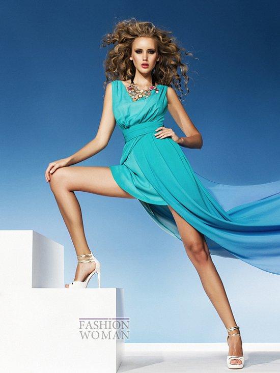 женская мода лето 2014
