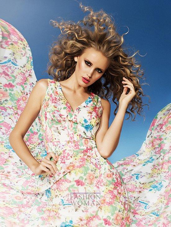 молодежная мода лето 2014
