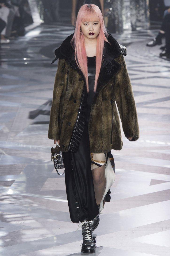 Louis Vuitton осень-зима 2016-2017 фото №5