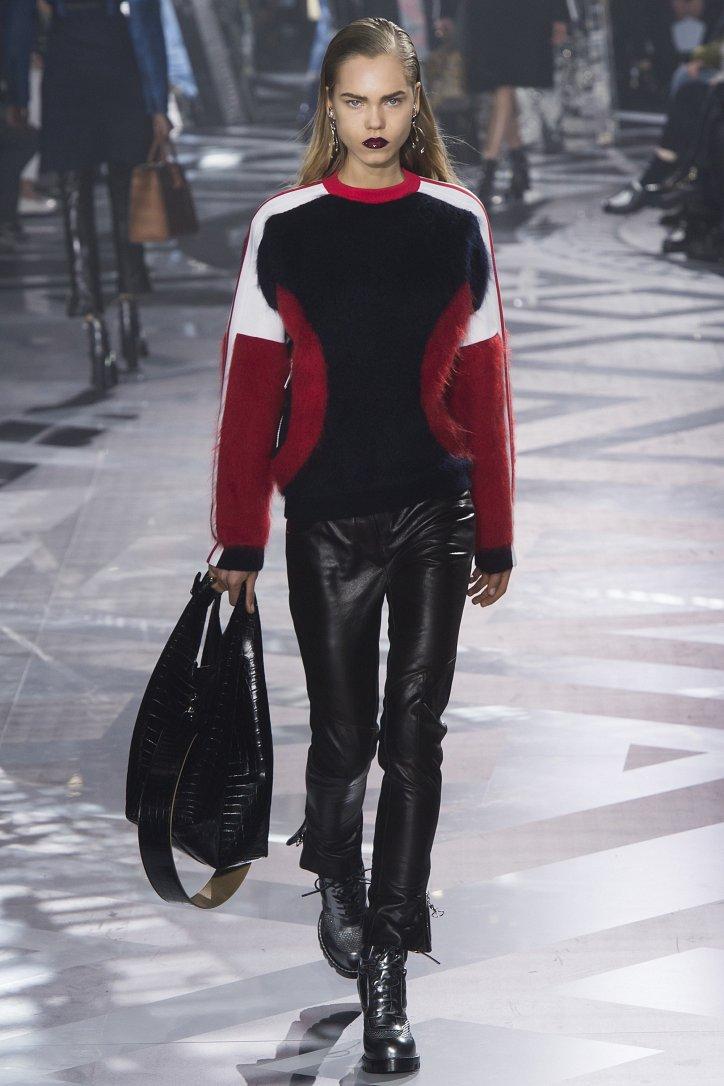Louis Vuitton осень-зима 2016-2017 фото №17