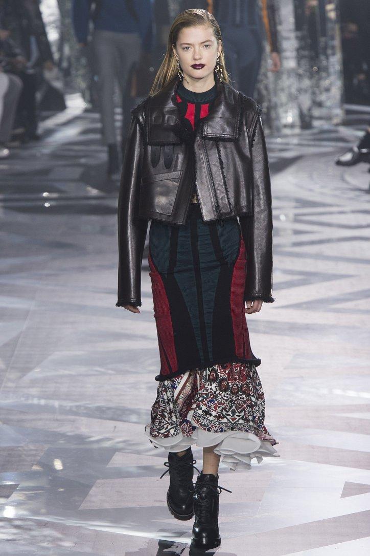 Louis Vuitton осень-зима 2016-2017 фото №21