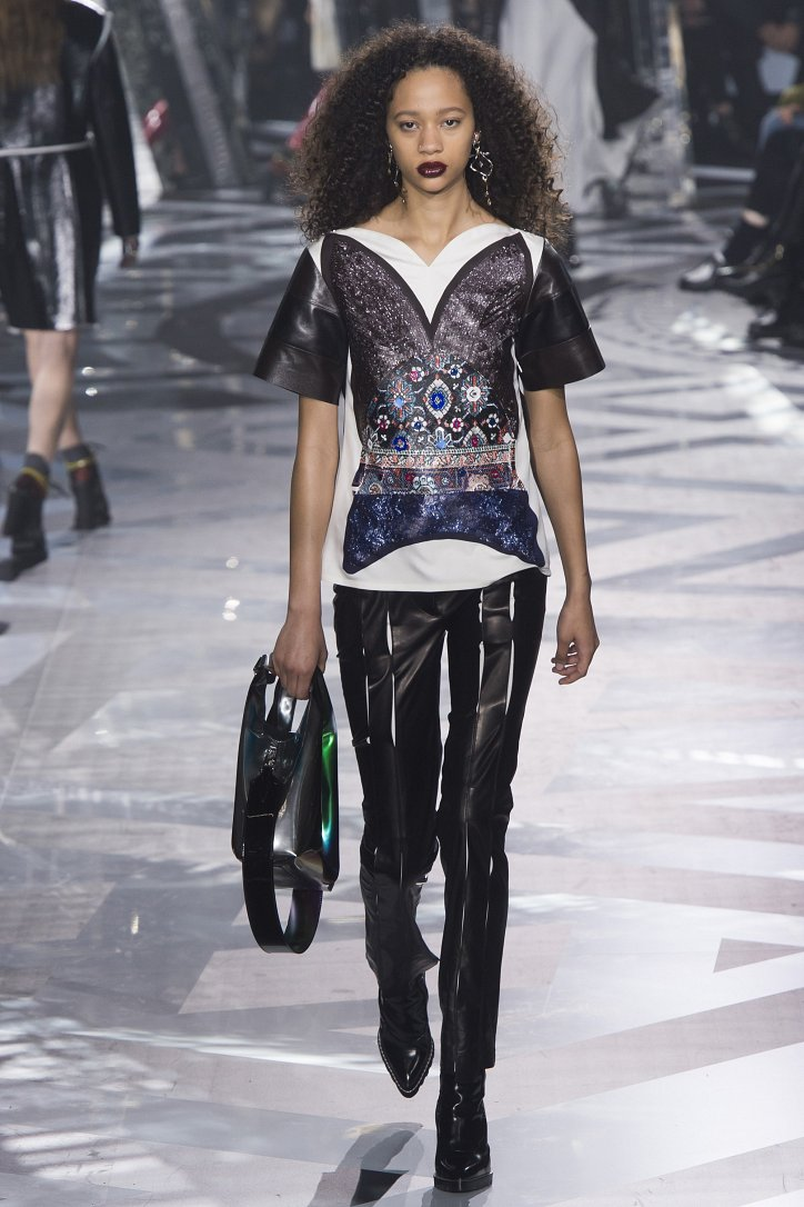 Louis Vuitton осень-зима 2016-2017 фото №43