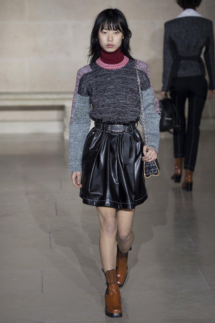 Louis Vuitton осень-зима 2017-2018 фото №25