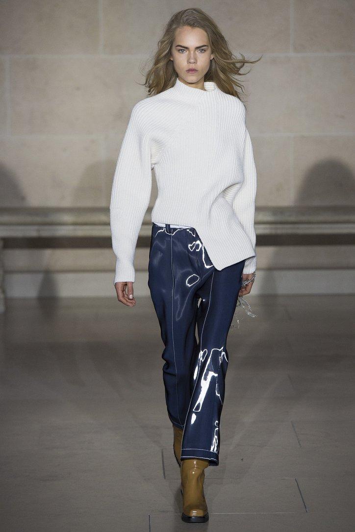 Louis Vuitton осень-зима 2017-2018 фото №28