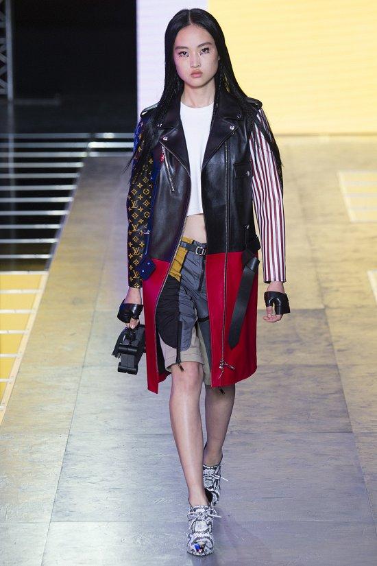 Louis Vuitton  весна-лето 2016 фото №33