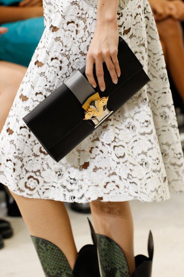 Louis Vuitton весна-лето 2017 фото №67