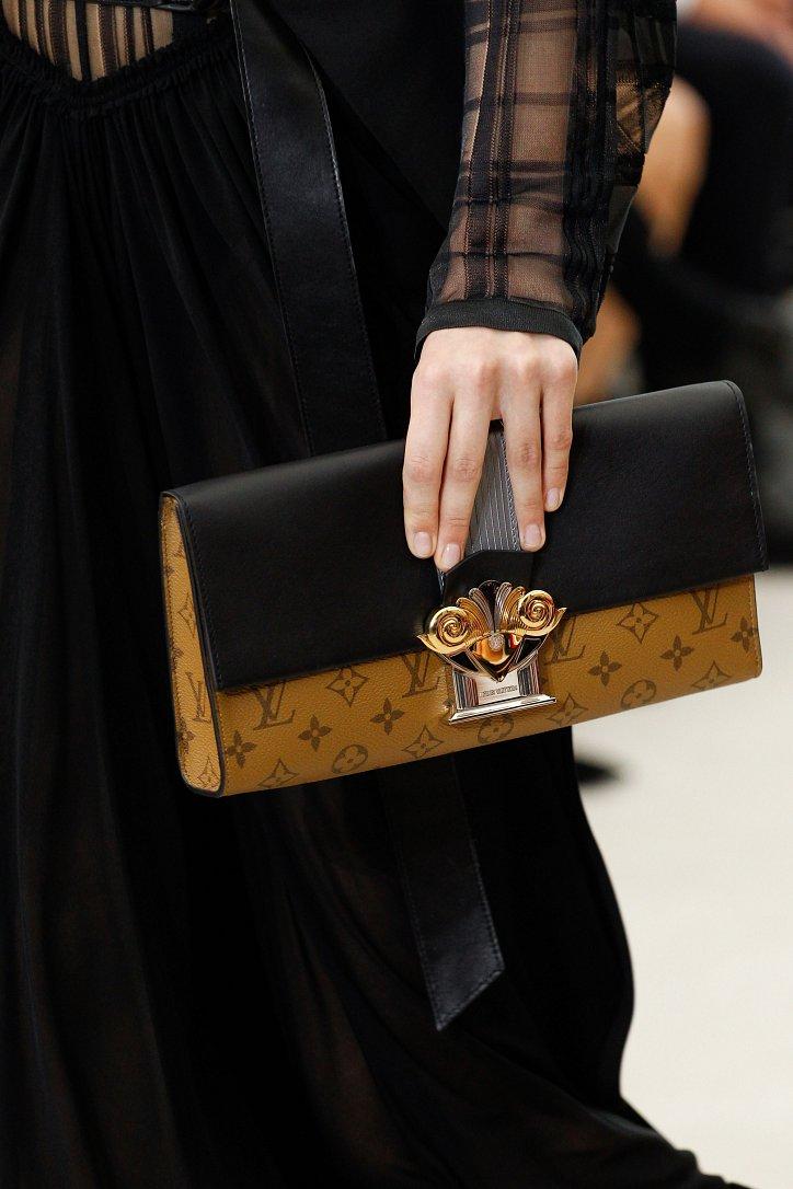 Louis Vuitton весна-лето 2017 фото №79