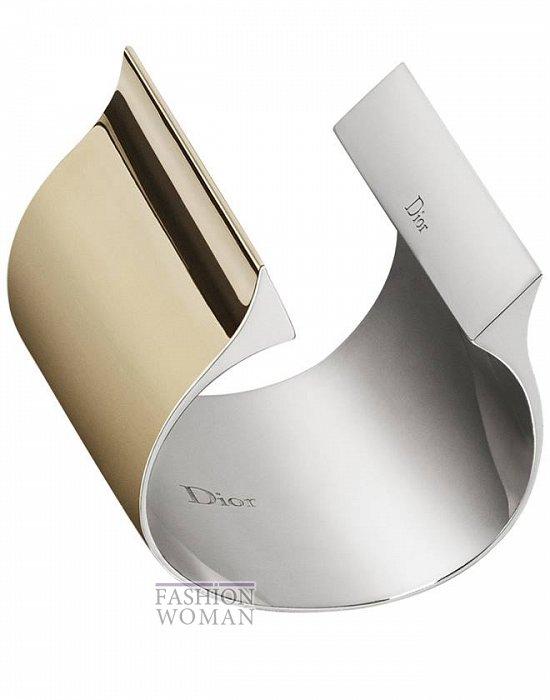 браслет-манжет Dior