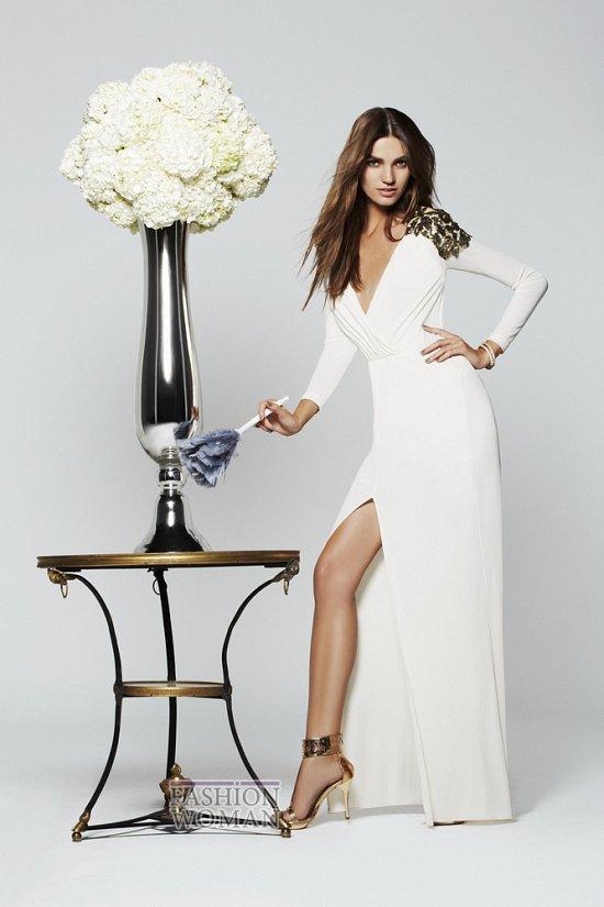 вечернее платье BCBG Max Azria