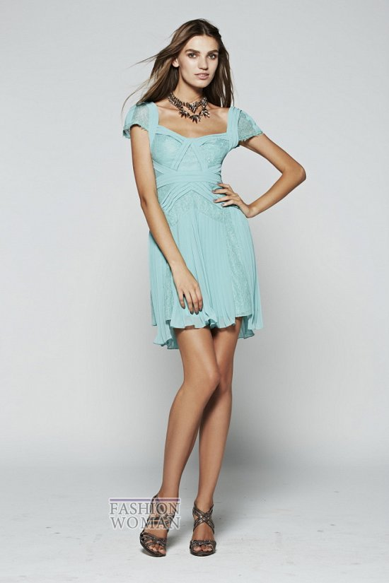 платье от Праздничная женская одежда от BCBG Max Azria