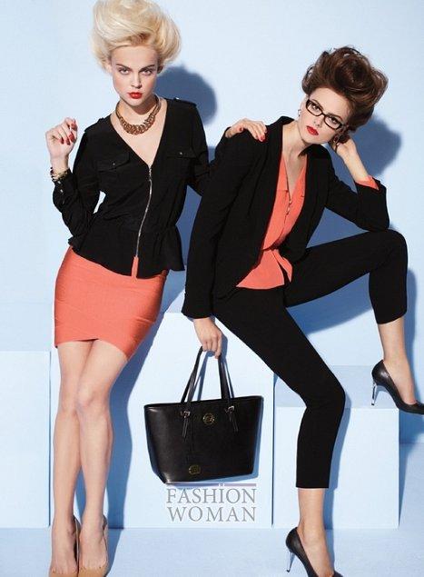 тенденции моды весна-лето 2013