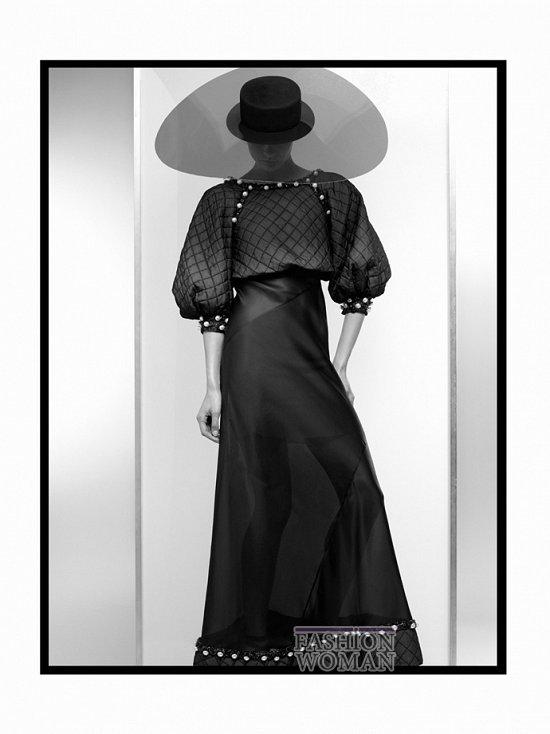 Лукбук Chanel весна 2013 фото №1