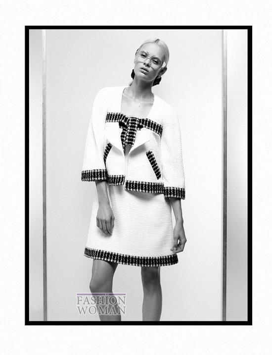 Лукбук Chanel весна 2013 фото №2
