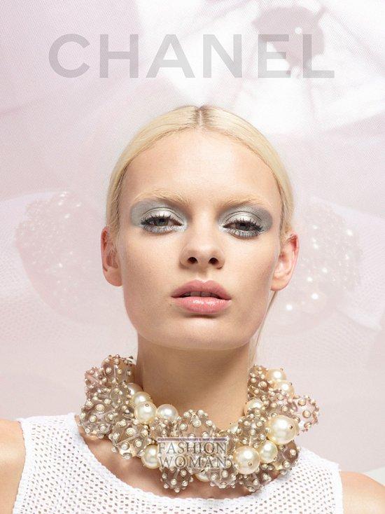 Лукбук Chanel весна 2013 фото №11