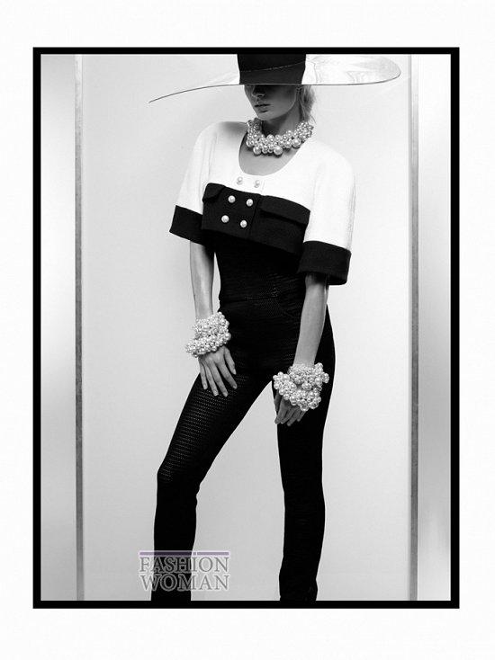 Лукбук Chanel весна 2013 фото №3