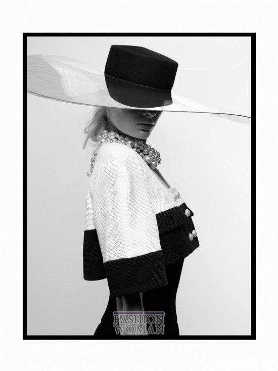 Лукбук Chanel весна 2013 фото №4
