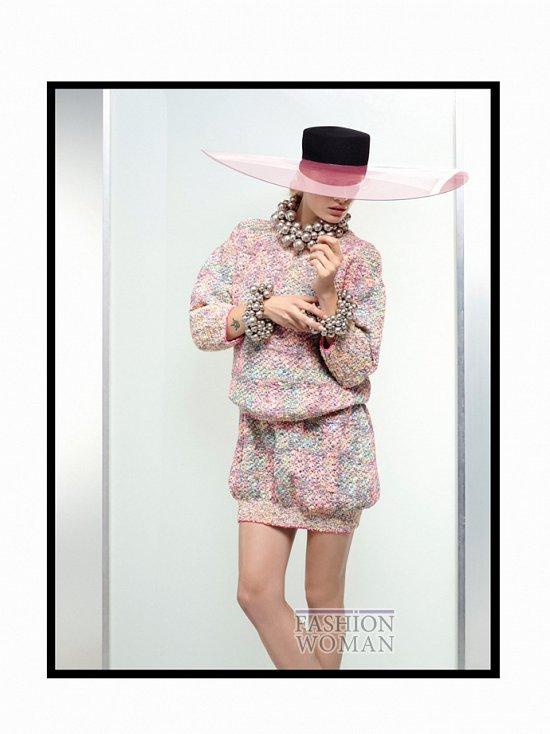 Лукбук Chanel весна 2013 фото №8