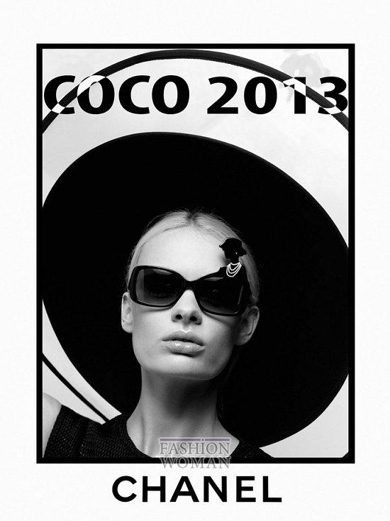Лукбук Chanel весна 2013 фото №10