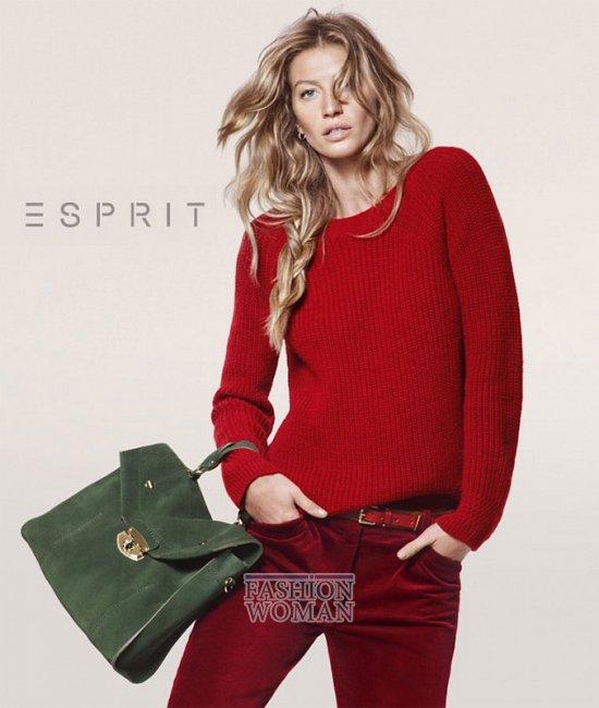 Лукбук Esprit осень 2012 фото №1