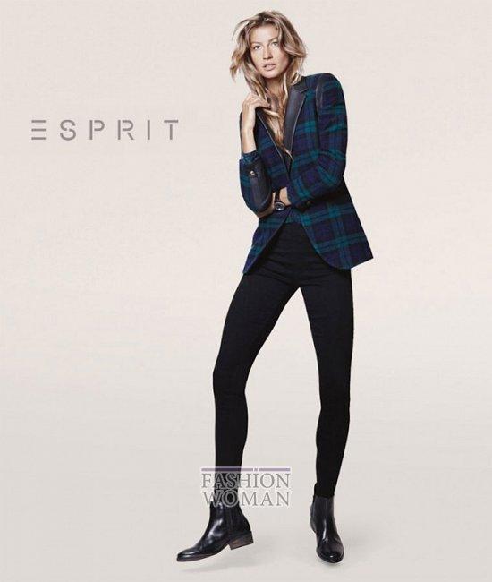 Лукбук Esprit осень 2012 фото №2
